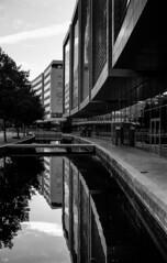 architecture (Yaman Konuralp) Tags: nikon nikonf ais 50mm 35mm film diy noir perspective artistic rodinal r09 hc110 standdevelopment contrast shadow grain noise blur motion urban agfa apx copenhagen denmark scandinavia
