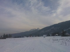 WP_000166 (harsha_94) Tags: clouds sky winter cross country skiing giewont mountains