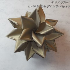 k16028a (Origami Spirals) Tags: origami paper curler twirl twirligami