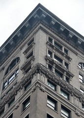 NYC_Fifth_055_006 (TNoble2008) Tags: 1911 architectrobertmaynicke archtectmaynickeandfranke console consoletriglyph cornice materialbrick materialbrickbeige materialmetal materialterracotta medallion ornament ornamentbandgreekfret ornamentegganddart ornamentfestoon ornamentleafbay pediment styleclassical typecommercial typecommercialloft typeurban windowsurround