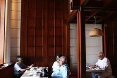 The Association of Habit (Mayank Austen Soofi) Tags: delhi walla embassy restaurant connaught place customer client old men habit