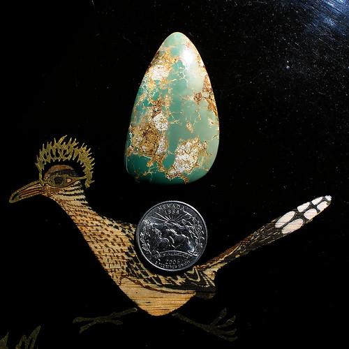 Turquoise Specimen Cabochon