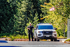 Mill Creek Police Department Ford Police Interceptor Utility SUV (andrewkim101) Tags: mill creek police department ford interceptor utility suv 2016 snohomish county wa washington state
