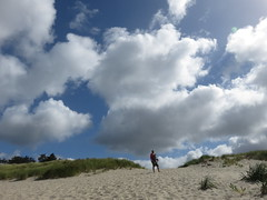 a sky of sunday dreams (carolyn_in_oregon) Tags: cannonbeach oregon pacificocean coast jacob al allie