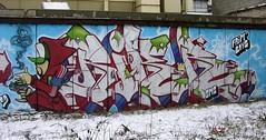 Ryck Wane (ryckwane) Tags: graffiti lettre lettres letters brussels bruxelles belgique belgium tag tags ric rik ryc ryk rick ryck riker rycke ricks rik1 wane ryckwane sms rfk ratsfinkkrew couleurs colors aerosol bombing fatcap fresque graff spray street graffitiart sprayart aerosolart mural wall painting mur muraliste peinture pièce spraycan lettrage terrain writer writers perso characters bboy