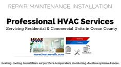 The Best HVAC Compan (heatwavellc) Tags: hvac repair nj new jersey heating cooling barnegat ocean county services