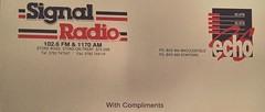 Signal Radio / Echo 96 Comps Slip