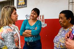 Caminhada Santa Terezinha (Miriam Prefeita) Tags: miriammarroni pelotas pt rs eleio prefeita campanha