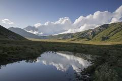 appena trascorsa (Paolo Dell'Angelo (journey to Italy)) Tags: lago di pietranzoni campo imperatore abruzzo italia