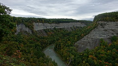 Grand Canyon of the East, Letchworth State Park, New York (alex_7719) Tags: water trees river geneseeriver newyorkstate letchworthstatepark usa landscape canyon grandcanyonoftheeast река вода деревья каньон сша