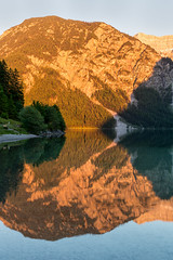 Plansee, Tirol-5111 (Holger Losekann) Tags: breitenwang tirol at sterreich austria lake see plansee spiegelung reflection tyrol wasser water berge mountains