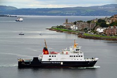 Argyle & Bute (Zak355) Tags: rothesay isleofbute bute scotland scottish mvbute calmac ferry riverclyde mvargyle shipping boat ship