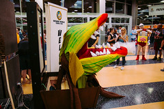 feed me (timp37) Tags: little shop horrors illinois august 2016 conlife wizard world comic con cosplay seymour seymor feed me
