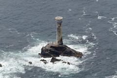Longships Lighthouse aerial image (John D F) Tags: longships lighthouse cornwall aerial aerialphotography aerialimage aerialphotograph aerialimagesuk aerialview coast