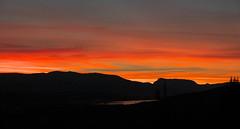 _DSC6120 (Berit Christophersen) Tags: kveldshimmel solnedgang sunset landscape landskap valdres vestreslidre knippesethgde syndin norway norge