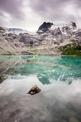 The peak in a Turquoise Lake (PIERRE LECLERC PHOTO) Tags: joffrelakes upperjoffrelake matierglacier mountjoffre lake reflection rock peak mountains britishcolumbia canada outdoors nature naturalbeauty naturalwonders landscape wilderness hiking hike snow ice calm pierreleclercphotography clouds turquoise water wallart canvasprints metalprints framedprints acrylicprints canon5dsr