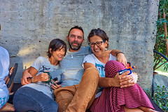 09-18-2016 18 23 04 (Pepe Fernndez) Tags: grupo fotodegrupo amigos reunin pandilla xuntanza raquel martin martn martio lupy lupita