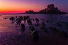 Perfect Place (thethomsn) Tags: perfect place coast algarve portugal europe sea ocean longexposure water sunset beautyinnature seascape beach