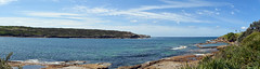 Malabar Headland Panorama 2 (PhillMono) Tags: nikon dslr d7100 new south wales sydney australia malabar headland panorama beach pool sea ocea shore seascape shoreline ocean coast