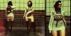 Lucid. (Klsey Nocturne) Tags: labaguette sl secondlife slavi amitomo style styleblog blogger styleblogger fashion fashionblogger slblogger truth insomniastore punch wikedposes