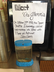 The Glenns (plasticfootball) Tags: jackson tennessee woodstockbakeshop seamonkeys
