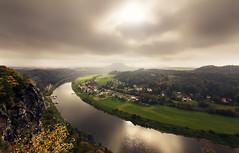 (satanclause) Tags: bastei brucke germany landscape nature elbe saxony schweiz sask vcarsko krajina labe nmecko