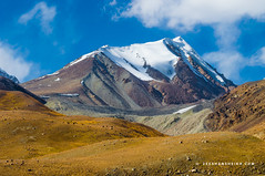 Karakoram Mountains - Glacier 2 - Gilgit Baltistan - Pakistan (zeeshanbsheikh) Tags: vrii baltistan border china clouds earth gilgit glacier karakoram khunjerab khunjerav landscape mountains nature nikon pakistan sky