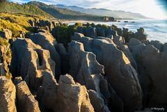 A million light years from home (.KiLTRo.) Tags: punakaiki westcoast newzealand kiltro landscape sea ocean geology