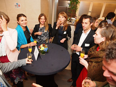 20-10-16 Cross Chamber Young Professionals Networking Night IV - PA200162