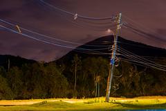 DSC_6247 (sergeysemendyaev) Tags: 2016 riodejaneiro rio brazil     landscape scenery lamppost post     night nightview maresdegoa recreio