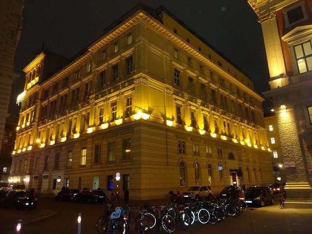 Wien, 1. Bezirk, Bösendorferstraße/Kärntnerring/Dumbastraße (the art of palais of Vienna), Hotel Imperial (former Palais Württemberg)