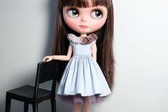 Another silk dress