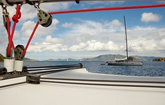BVI 2011 (kimshand) Tags: ocean vacation lake swimming boats boat marine sailing carribean snorkling sail nautical charter bvi britishvirginislands bareboat