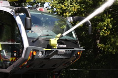 EWC 686 (ambodavenz) Tags: new rescue fire airport crash zealand panther appliances rosenbauer