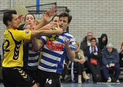 BW_Dalto_150207_73_DSC_6100 (RV_61, pics are all rights reserved) Tags: amsterdam korfbal blauwwit dalto korfballeague robvisser rvpics blauwwithal