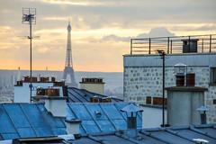 Le ciel (pietro86d) Tags: paris france eiffel montmartre toureiffel francia parigi paesaggiofrancia