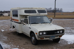 rv chinook camper gazelle motorhome datsun recreationalvehicle