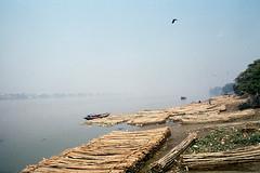 Ganga Mata (colorCanneLLa) Tags: kolkata minoltasrt101b