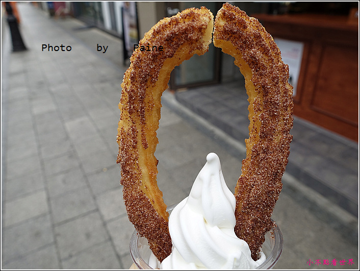 韓國 吉拿棒stree churros (10).JPG