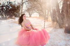 Olivia 1 rd (katyvetter) Tags: winter snow swing seniorpictures snowprincess katyvetterphotography