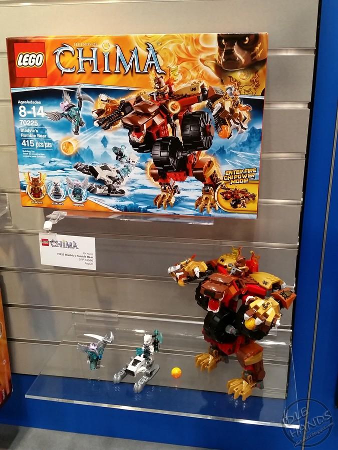 lego chima 70002 instructions