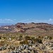 Looking Across the Chihuahuan Desert to Burro Mesa (Big Bend National Park)