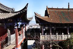 509 Thonghai (farfalleetrincee) Tags: china travel tourism temple asia buddhism adventure guide yunnan  tonghai  xiushanmountain