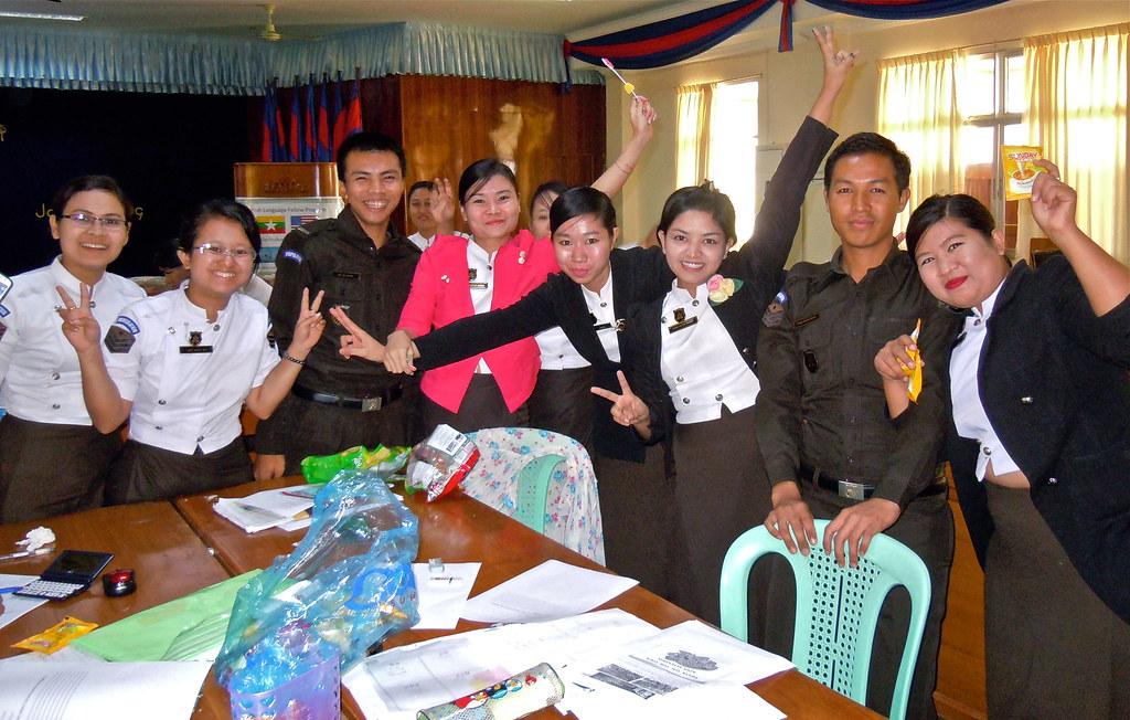 Kelly Vassar - Nay Pyi Taw, Burma