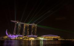 Marina Bay Sands - Singapore (seetyoong) Tags: singapore olympus nightscene nightscenery em1 1240mm singaporeimages seetyoong