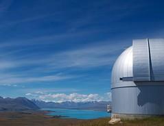 Mt. John Observatory (tweediatrics) Tags: lake john observatory tekapo