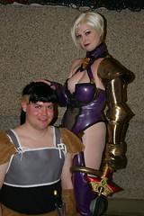 1490 - Sakuracon 2006 (Photography by J Krolak) Tags: costume cosplay ivy masquerade soulcalibur sakuracon sakuracon2006 ivyvalentine