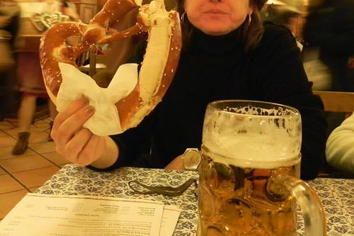 Cervejaria HB em Munique