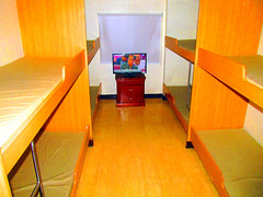 Tourist Accommodation (Irvine Kinea) Tags: world voyage travel bridge cruise pope station saint ferry john paul island restaurant cafe stem cabin ramp asia ship fiesta state desk room horizon philippines arcade vessel super front tourist class hallway lobby deck gaming alleyway tatami vip trips hippo mast value suite accommodation tours stern propeller console augustine economy navigation charging rudder nn mega negros ats aft forecastle amenities 2go nenaco