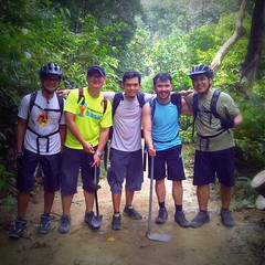 TRAKS-Trail-Day-Feb-2015-011 (Traks Of Malaysia) Tags: mountainbike malaysia mtb traks trailbuilding bukitkiara